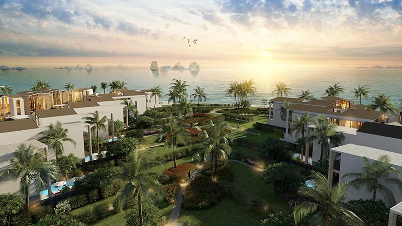 Ra mắt kiệt tác nghỉ dưỡng Sun Premier Village Ha Long Bay