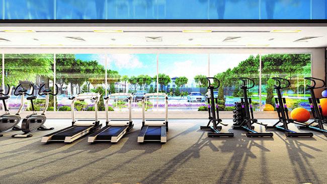 Phòng tập Gym tại Green Bay Premium