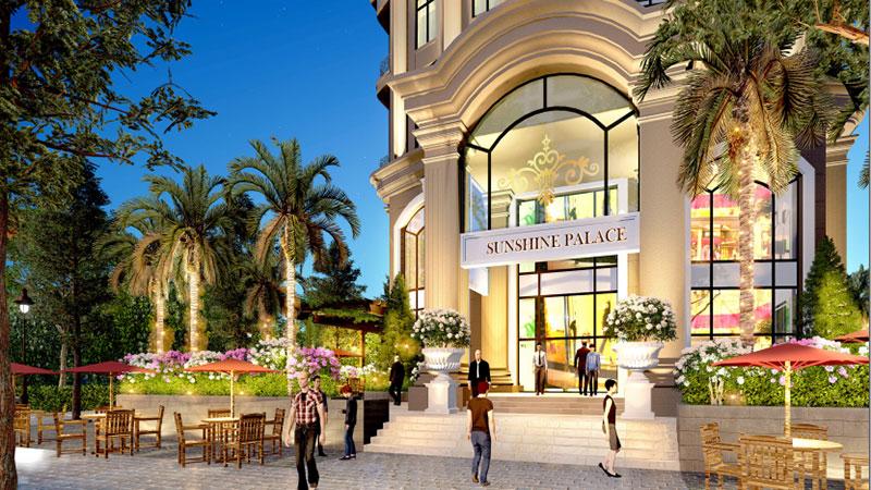 Chung cư Sunshine Palace